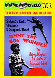 JIMMY THE BOY WONDER - DVD-R