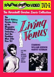 LIVING VENUS - DVD-R
