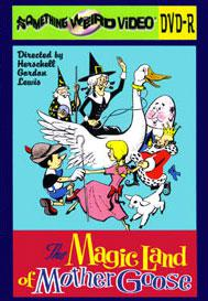 MAGIC LAND OF MOTHER GOOSE - DVD-R