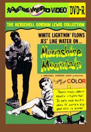 MOONSHINE MOUNTAIN - DVD-R