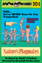 NATURE'S PLAYMATES - DVD-R