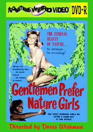 GENTLEMEN PREFER NATURE GIRLS - DVD-R