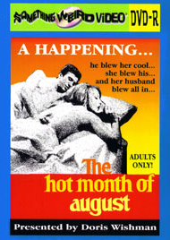 HOT MONTH OF AUGUST, THE - DVD-R