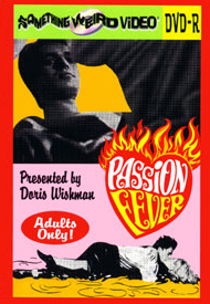 PASSION FEVER - DVD-R