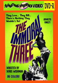 IMMORAL THREE, THE - DVD-R