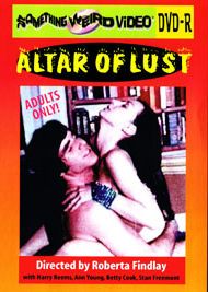 ALTAR OF LUST, THE - DVD-R