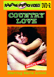 COUNTRY LOVE - DVD-R