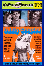 ODDLY COUPLED - DVD-R