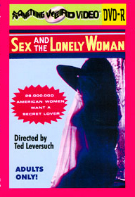 SEX AND THE LONELY WOMAN - DVD-R
