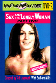 SEX AND THE LONELY WOMAN PART 2 - DVD-R