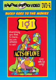 BUCKY BEAVER'S STAGS LOOPS AND PEEPS VOL 237 - 101 ACTS OF LOVE - DVD-R