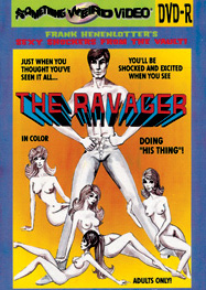 RAVAGER, THE - DVD-R