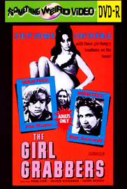 GIRL GRABBERS, THE - DVD-R