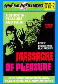MASSACRE OF PLEASURE - DVD-R