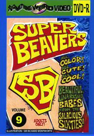 SUPER BEAVERS VOL 09 - DVD-R