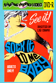 SOCK IT TO ME, BABY- DVD-R