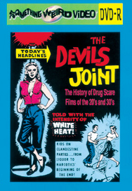 DEVIL'S JOINT - DVD-R