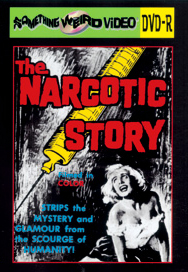 NARCOTIC STORY, THE - DVD-R