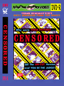 CENSORED- DVD-R