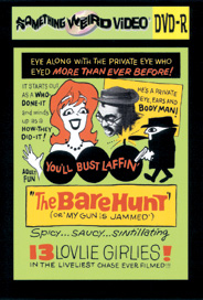 BARE HUNT, THE - DVD-R