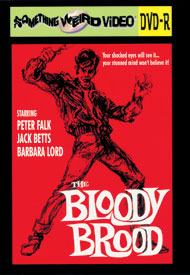BLOODY BROOD, THE - DVD-R