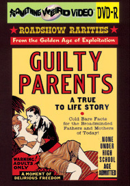 GUILTY PARENTS - DVD-R