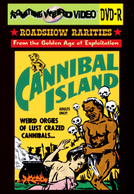 CANNIBAL ISLAND aka Gow The Killer - DVD-R