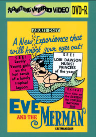 EVE AND THE MERMAN - DVD-R