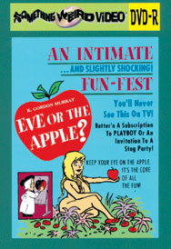EVE OR THE APPLE - DVD-R