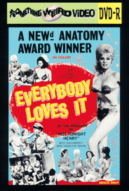 EVERYBODY LOVES IT - DVD-R