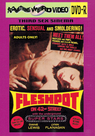 FLESHPOTS ON 42ND STREET - DVD-R