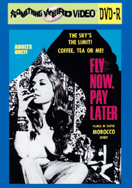 FLY NOW PAY LATER- DVD-R