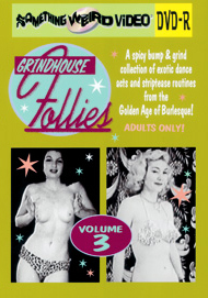 GRINDHOUSE FOLLIES VOL 03 - DVD-R