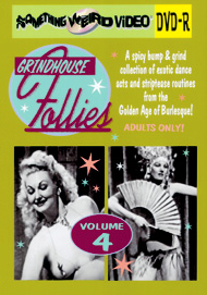 GRINDHOUSE FOLLIES VOL 04 - DVD-R