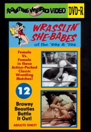 WRASSLIN' SHE BABES VOL 12 - DVD-R