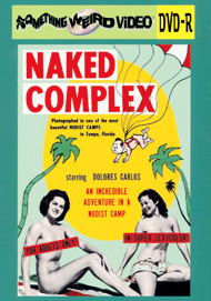 NAKED COMPLEX, THE - DVD-R