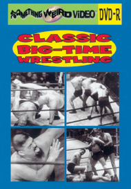 CLASSIC BIG TIME WRESTLING - DVD-R