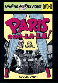 PARIS OOH-LA-LA - DVD-R