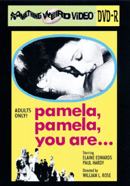 PAMELA, PAMELA YOU ARE ... - DVD-R
