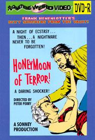 HONEYMOON OF TERROR - DVD-R