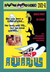 SWEET BIRD OF AQUARIUS  - DVD-R