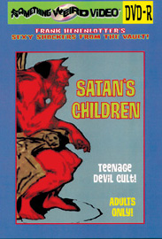 SATAN'S CHILDREN - DVD-R