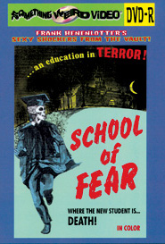 SCHOOL OF FEAR - DVD-R