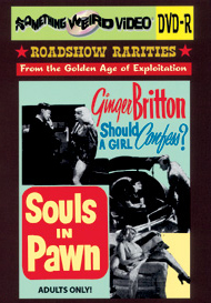 SOULS IN PAWN - DVD-R