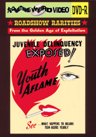 YOUTH AFLAME - DVD-R