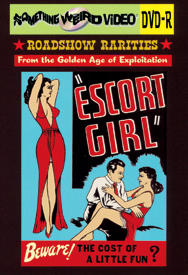 ESCORT GIRL - DVD-R