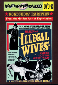 ILLEGAL WIVES - DVD-R