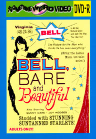 BELL BARE AND BEAUTIFUL - DVD-R