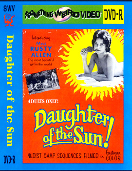 DAUGHTER OF THE SUN - DVD-R