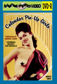 CALENDAR PIN-UP GIRLS - DVD-R